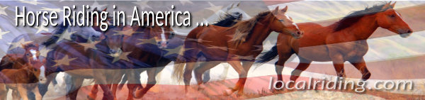 Horse Riding in America