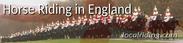 Horse Riding in England