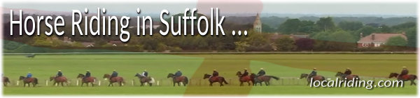 Horse Riding in Suffolk, England