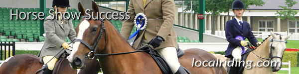 Top Tips for successful horse show preparation