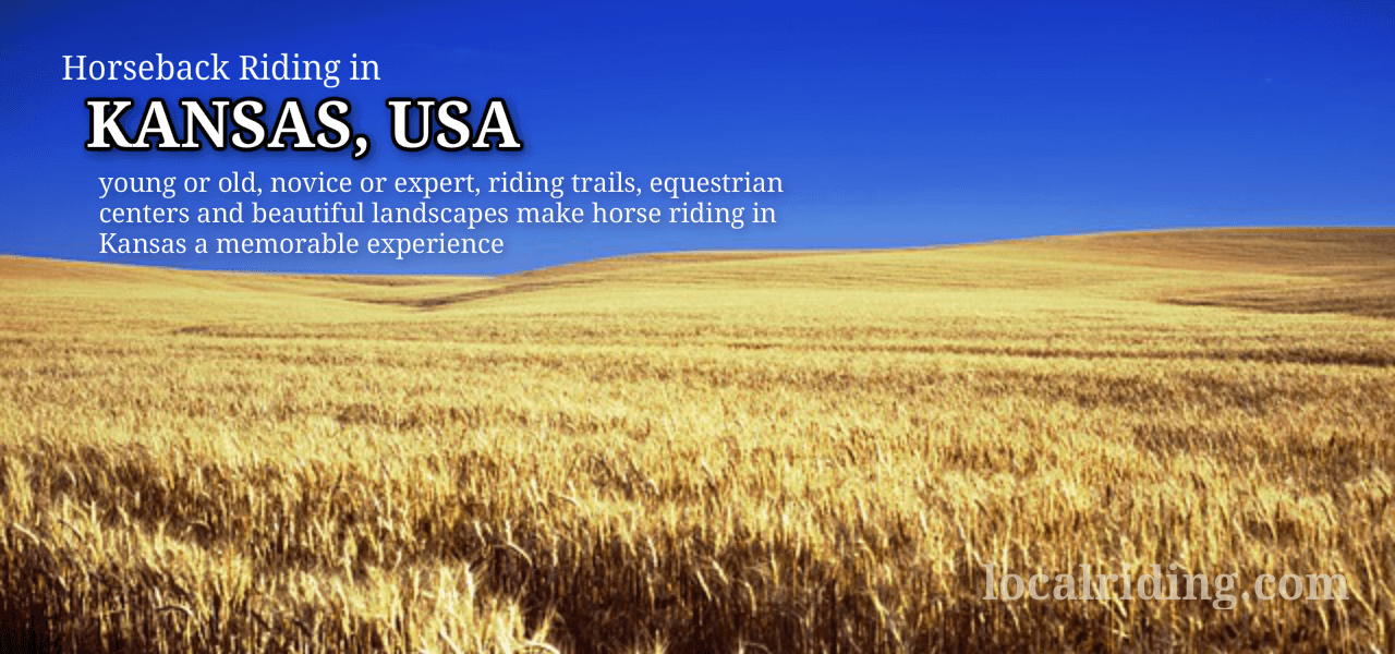 Trial Riding, Rodeo & Horseback Riding in Kansas, USA