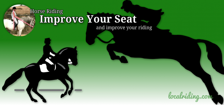 Improve Your Seat to Improve Your Riding