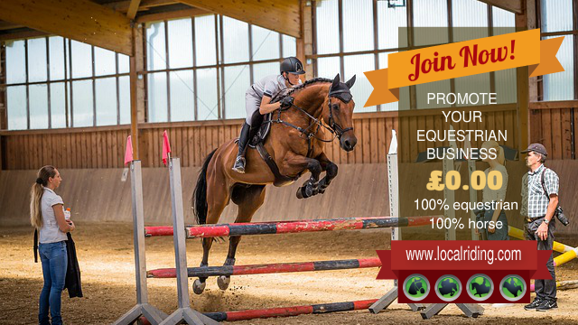 Local Riding Join Now - jumping