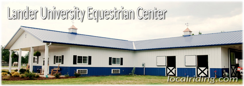 Lander University Equestrian Center - South Carolina