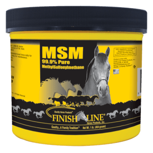 Equine Joint Supplements - MSM