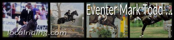 Mark Todd Equestrian Eventer