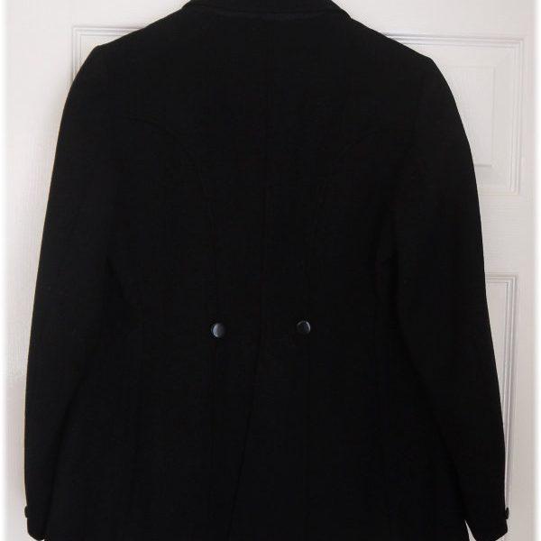 Ladies Moss Bros Hunt Jacket - Back View