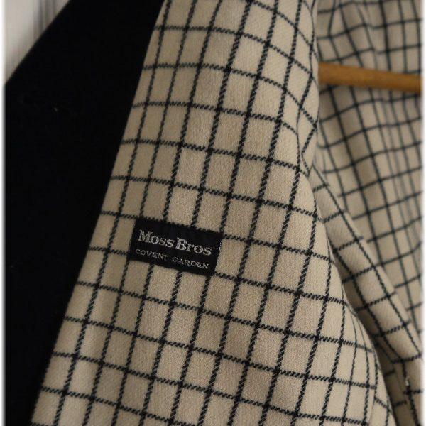 Ladies Moss Bros Hunt Jacket - Label