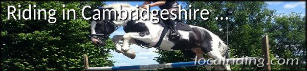 Horse Riding in Cambridgeshire, England