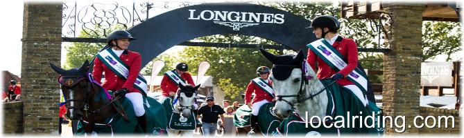 Royal International Horse Show - Hickstead