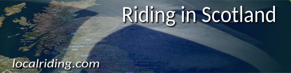 Riding in Scottish Equestrian Counties