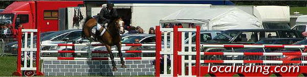 Showjump Fence Types are many and varied