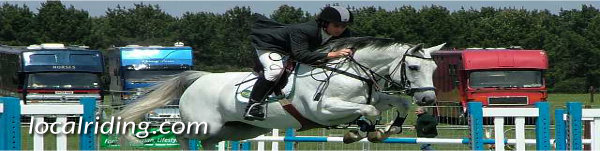 Showjumping - Show Jump Riders Position