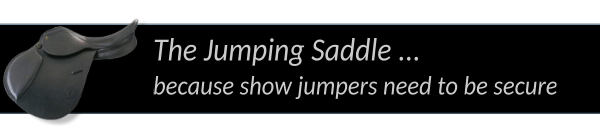 The Show Jumping Saddle - essential horse tack for show jumpers