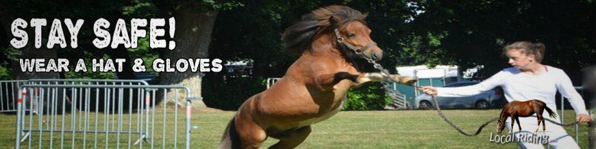 Stay Safe Horse Riding - localriding.com