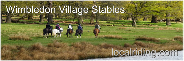 Wimbledon Village Stables a British Horse Society 'Where to Train' Centre