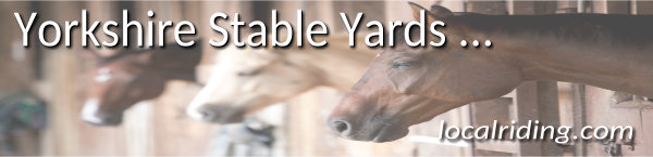 Yorkshire Livery Yards & Stable Yards