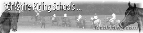 Yorkshire Riding Schools & Equestrian Centres