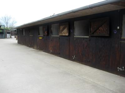 Commonside farm livery services - Pontefract, Yorkshire