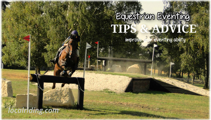 Equestrian Eventing - Tips & Advice to up your game