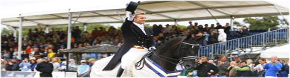 Exquis world dressage masters