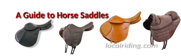 Horse Saddle Guide - localriding.com