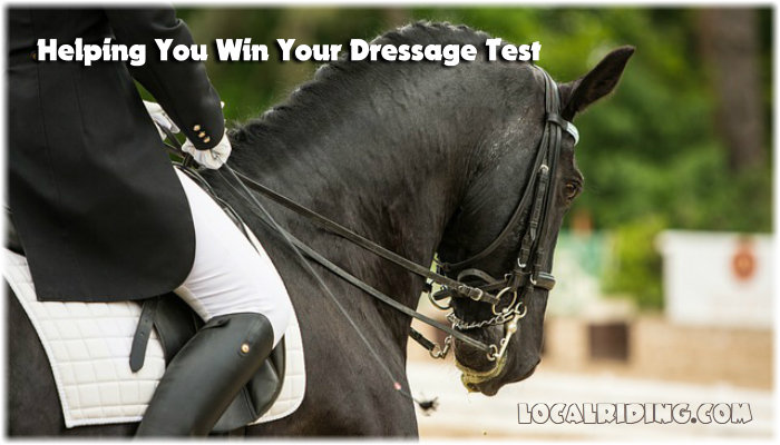 Helping you improve your dressage test marks - localriding.com