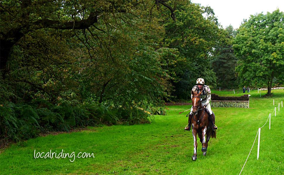 Blyth Tait Osberton Horse Trials