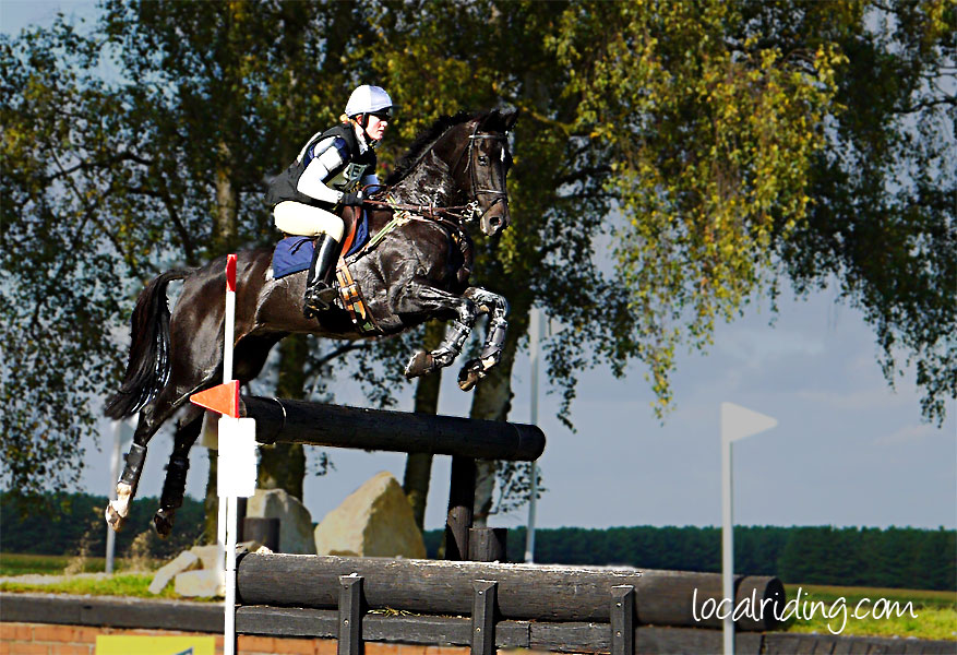 Resistant Horse Jumps well at Osberton Horse Trials