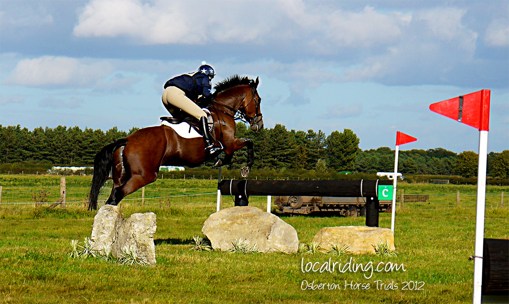Combination at Osberton Horse Trials