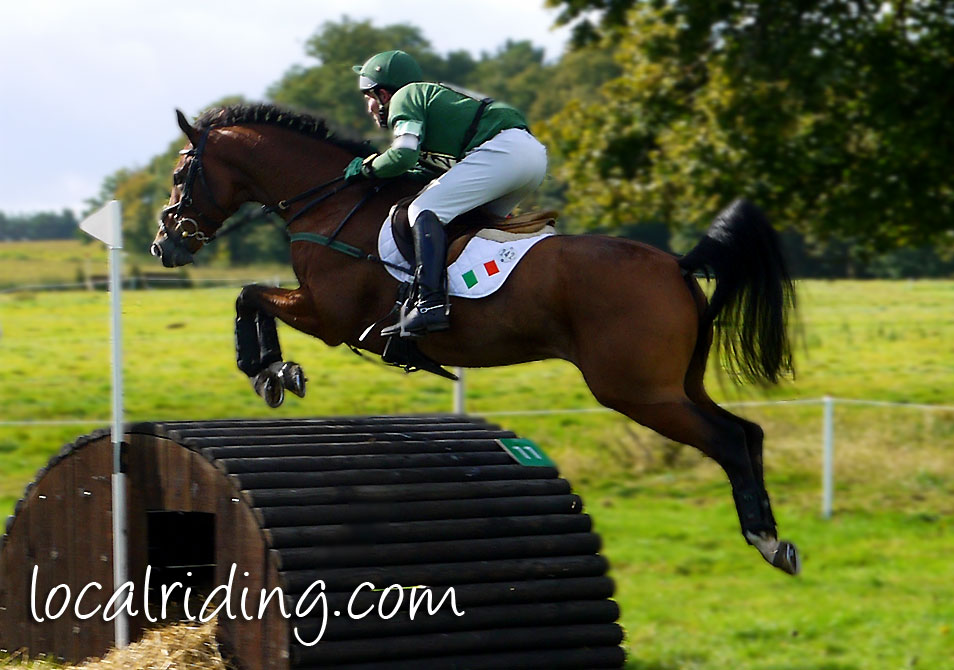Roll Top at Osberton Horse Trials