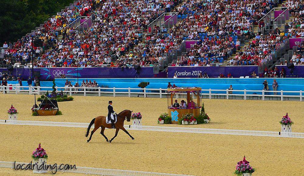 London Olympics - Dressage