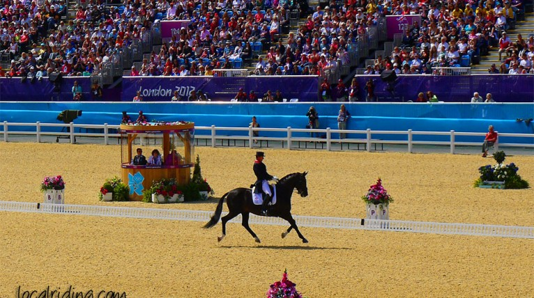 Dressage Riding at the Olympic Games