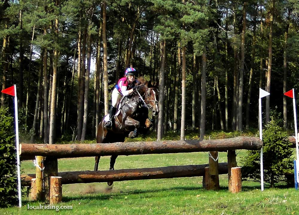 Cross Country Jumping at Osberton