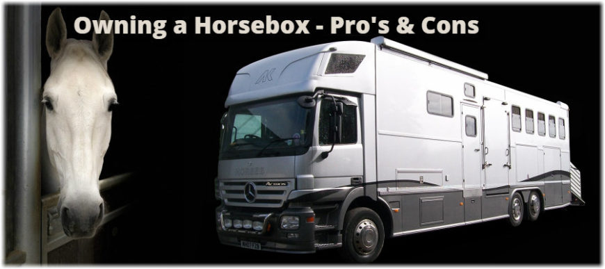 The Pros & Cons of Owning a Horsebox