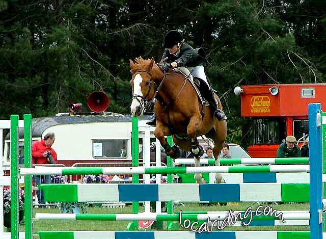 Top Class Affiliated Show Jumping