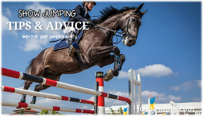 Showjumping- Tips & Advice to improve your jumping ability